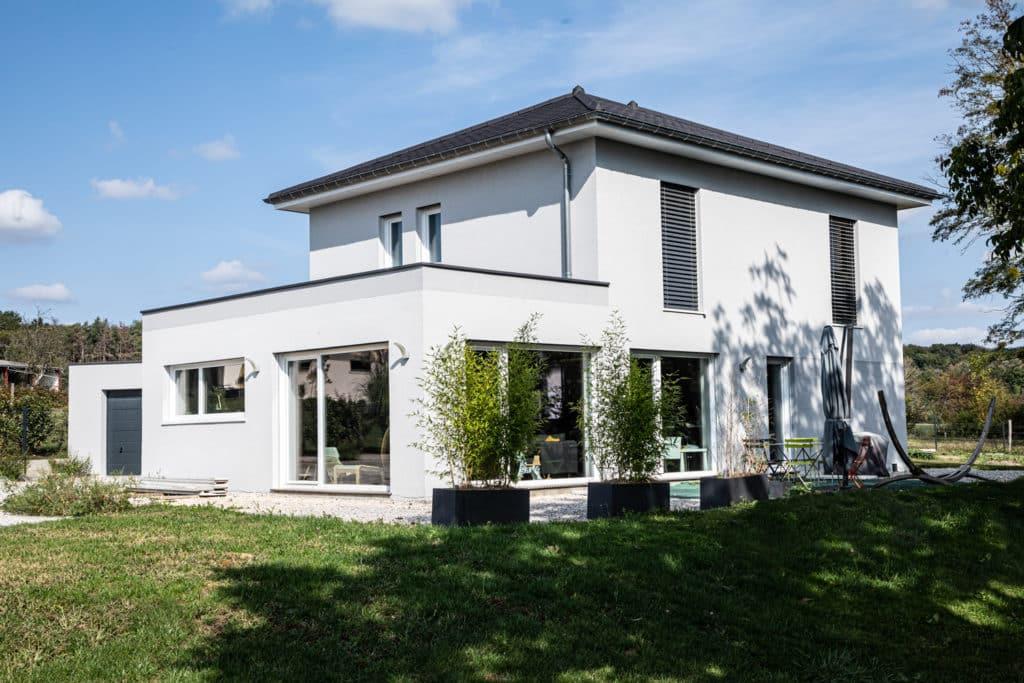 maison passive Besançon Doubs