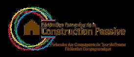 logo de la Fédération Française de la Construction Passive