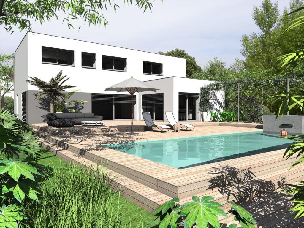 Architecture maison passive 1
