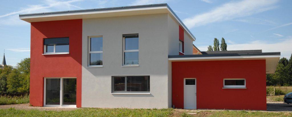 architecture maison passive