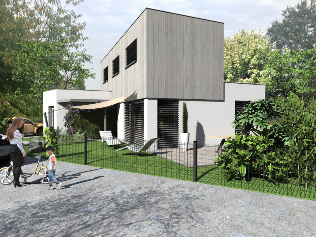 Architecture maison passive 2