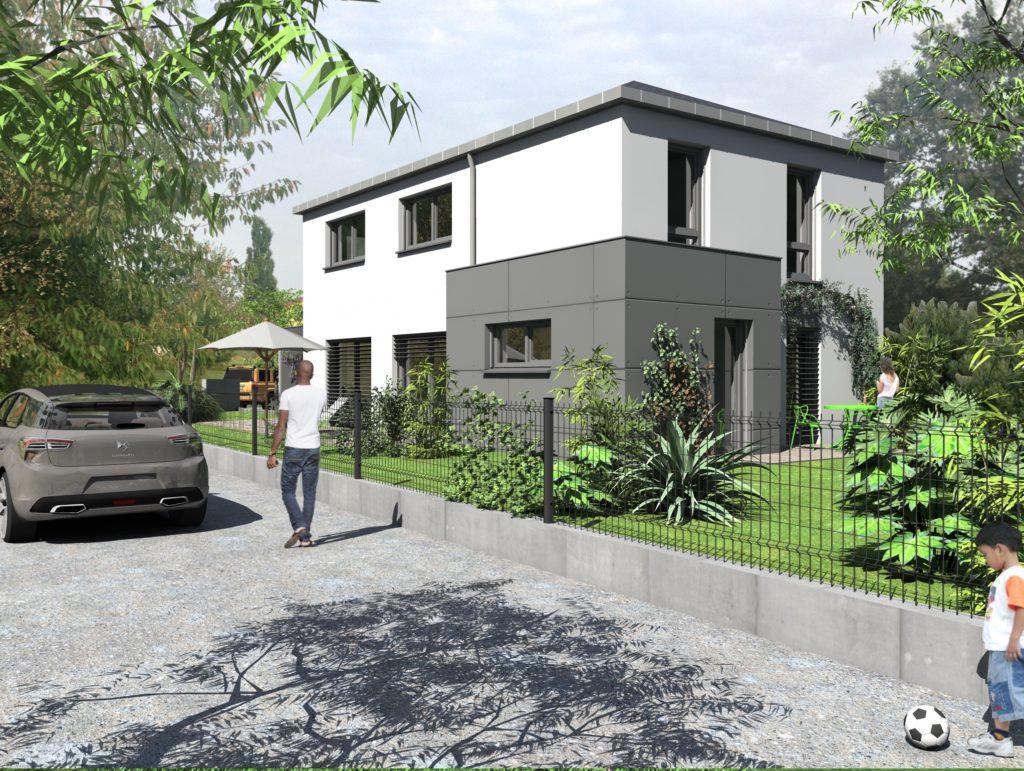 Architecture maison passive 4