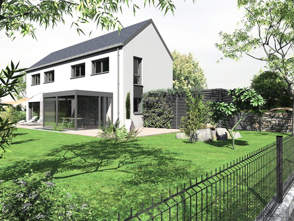 Architecture maison passive 5