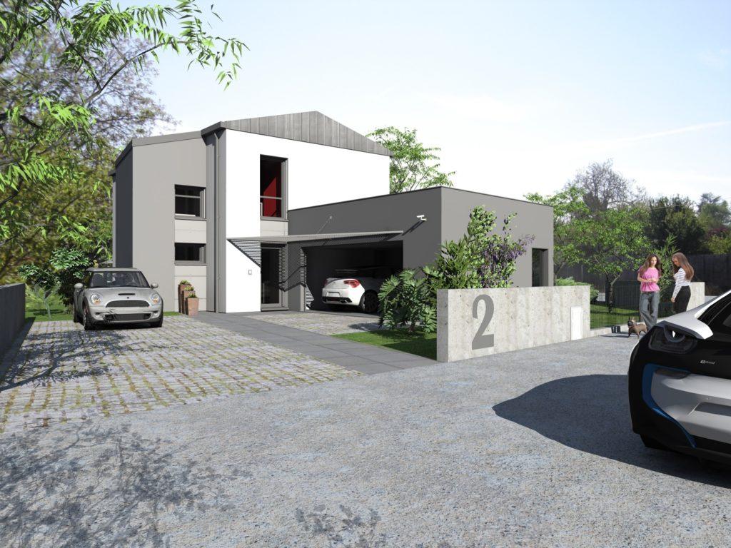Architecture maison passive 6