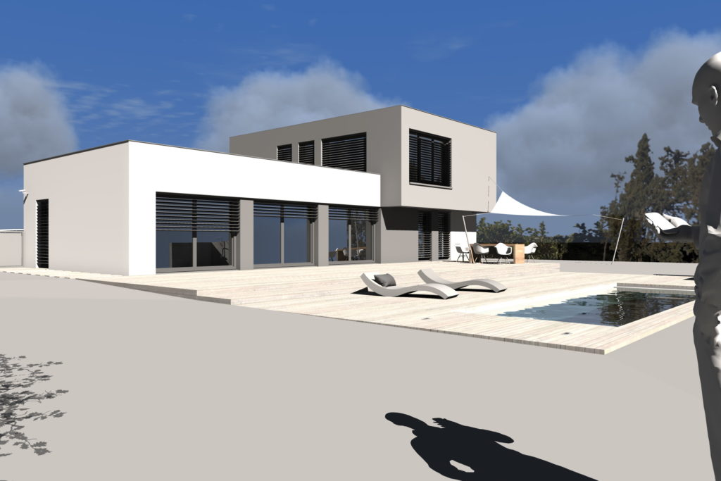 Architecture maison passive 7